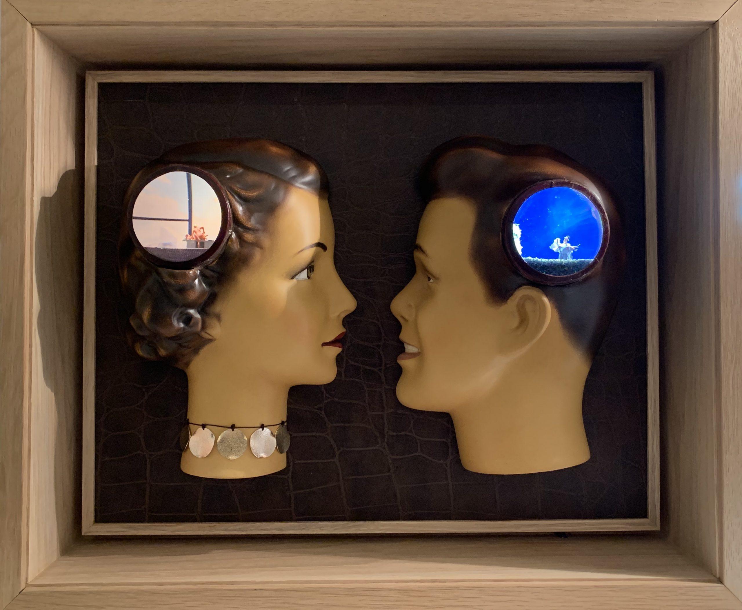 Cliché homme et femme